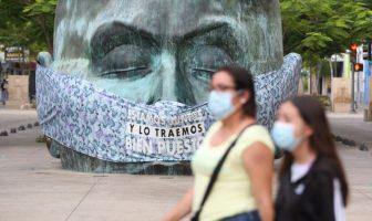 36 horas de cárcel para quienes no usen cubrebocas en Jalisco