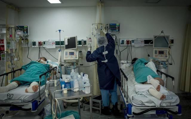 Reportan 296 hospitalizados y ocho muertes por COVID-19 en Jalisco