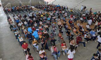 Sin fecha para vacunación de 'rezagados' en Vallarta