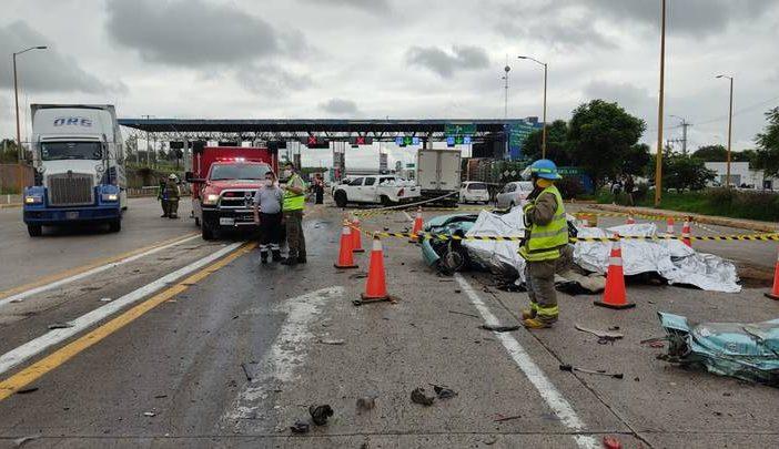 accidente caseta Jalostotitlán