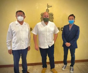 El Profe Michel, Enrique Alfaro, Pablo Lemus