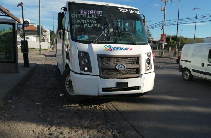 Pide Unibus PV acceso hasta la presidencia en Vallarta