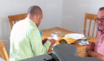 Otro hermano de AMLO es evidenciado recibiendo dinero en efectivo