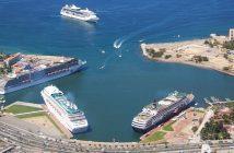 Llega a Vallarta cuarto crucero con turistas