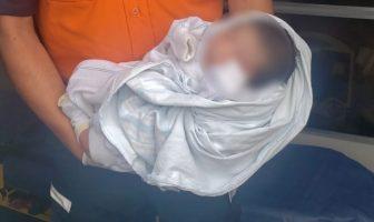 Encuentran a bebé robada de hospital; no hay detenidos