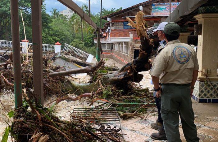 Gobierno Federal inicia su propio censo de daños en Jalisco