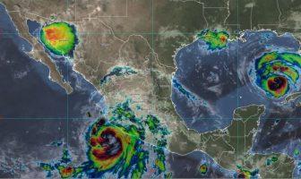 Huracán Nora dejará lluvias intensas en la Bahía de Banderas