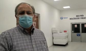 Llegan a Jalisco 78 mil 390 dosis de la farmacéutica Pfizer-BioNTech