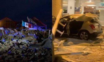 sismo 7.1 coincide con terremoto 8.2 oaxaca