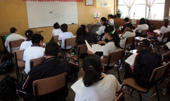 Incrementan 50% casos activos en menores a 2 semanas del regreso a las aulas