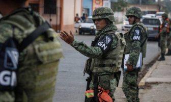 Guardia Nacional afila sus armas, contra conductores de plataformas