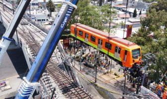 A un día del dictamen final de colapso en la Línea 12 del Metro