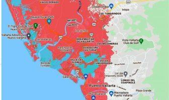 Vallarta quedaría inundado si sigue el cambio climático