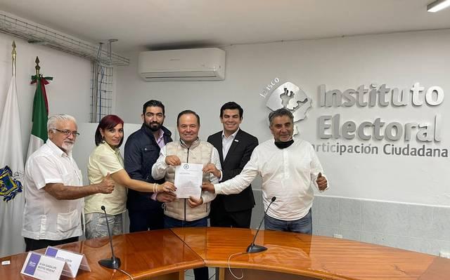 Morena, PT y Somos, hacen alianza para competir en Tlaquepaque