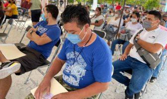 Mes y medio después del huracán, dan solo 9 mil pesos a damnificados