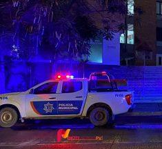 Fuerte operativo policíaco en las instalaciones de la UMA