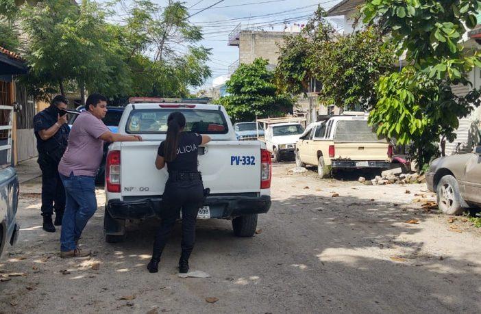 Roban 100 mil pesos a cuentahabiente en Palmar del Progreso